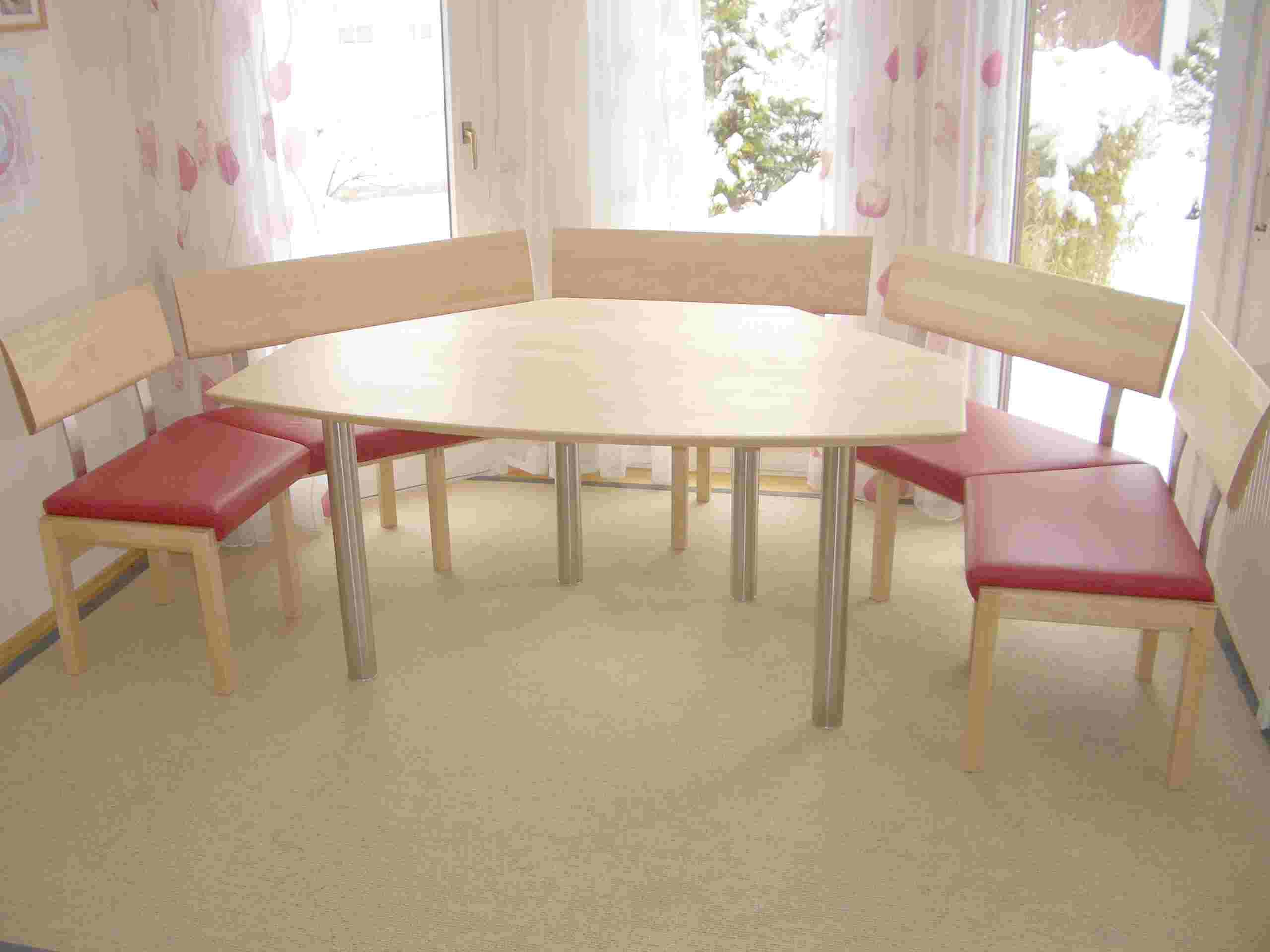 ECKBANK JÖRGER Tisch, Stuhl U0026 Eckbank