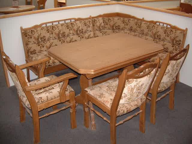 eckbank j rger tisch stuhl eckbank. Black Bedroom Furniture Sets. Home Design Ideas